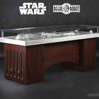 Star Wars The Empire Strikes Back inspired desk