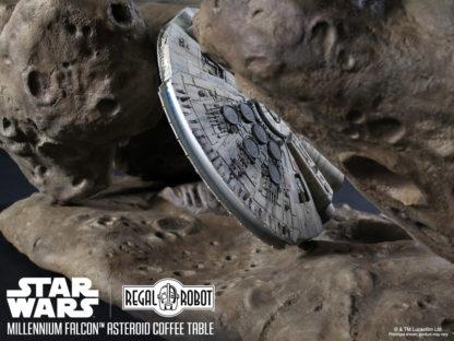 star wars millennium falcon coffee table