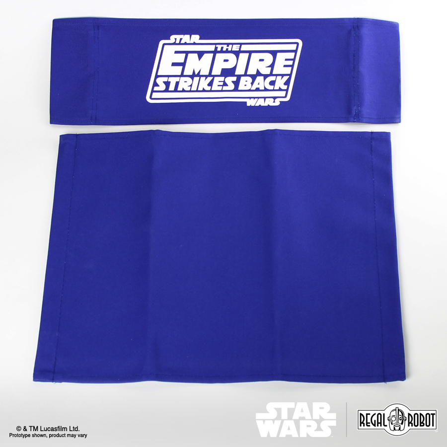 Star Wars The Empire Strikes Back Directors Chair Cover