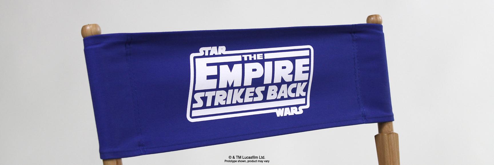 Star wars ESB director chair