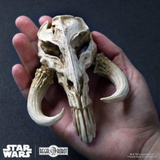 mythosaur or bantha skull sculpture