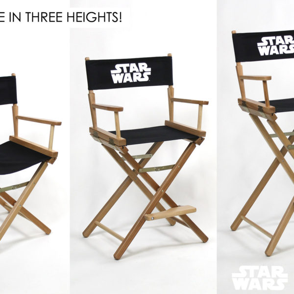 movie inspired furniture and home decor star wars director chair