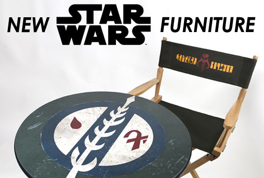Star Wars™ furniture by Regal Robot
