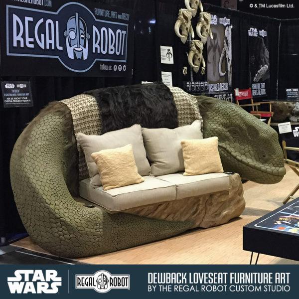 SWCO Dewback sofa photo op prop