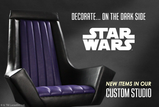 New Star Wars™ Emperor Throne chair