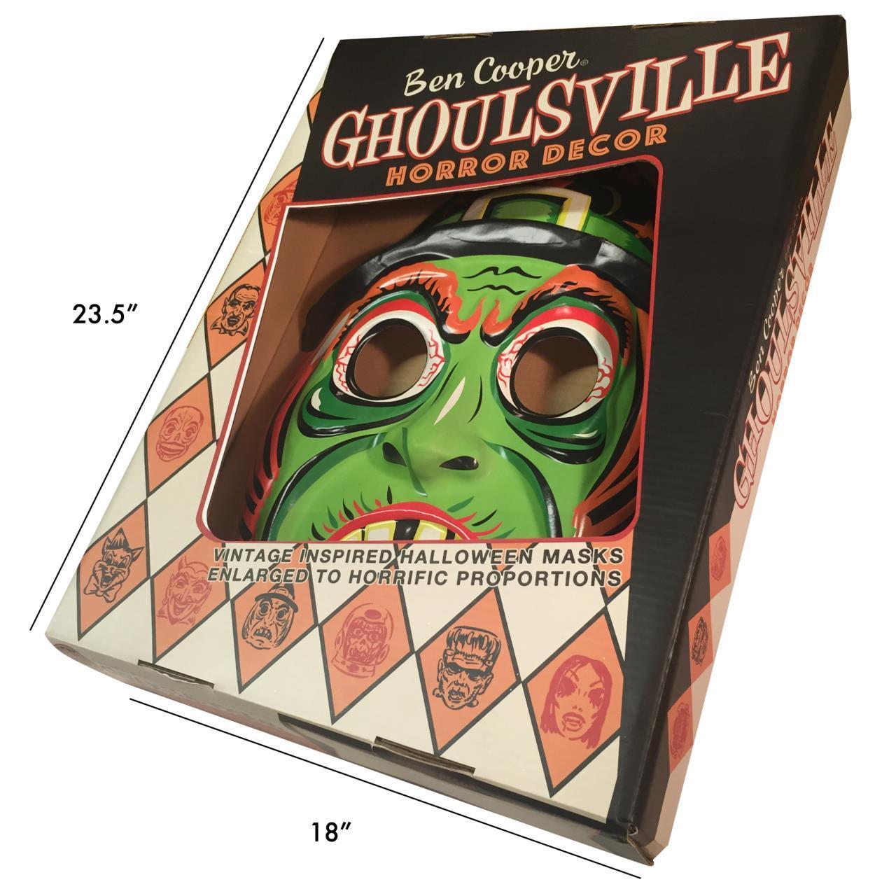 Vintage Inspired Halloween Masks