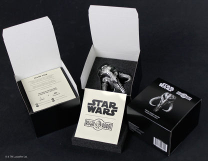 limited edition Star Wars collectible skull sculpture