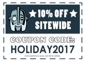 Regal Robot coupon code