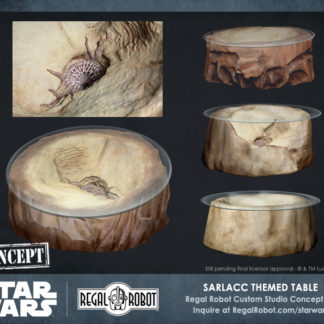 Sarlacc pit tables and Star Wars furniture