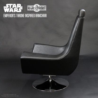 Star Wars: Return of the Jedi throne room chair