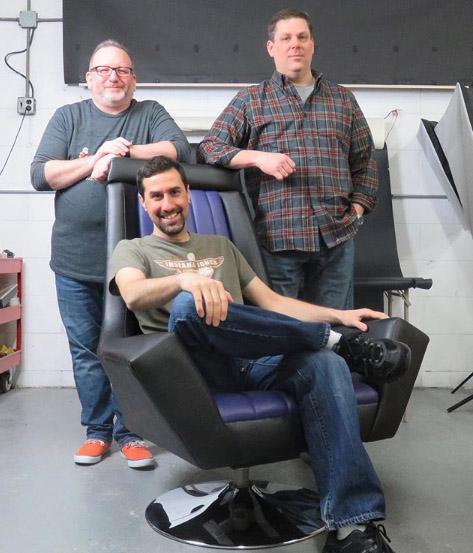 Tom Spina interview Regular Joes Podcast