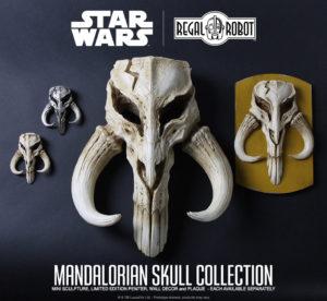 mythosaur skull sculptures and decor