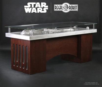 Star Wars The Empire Strikes Back inspired desk