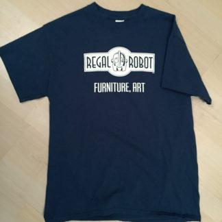 Regal Robot tee shirt