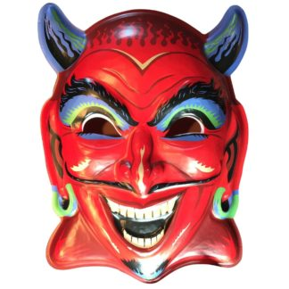 vintage five and dime halloween mask