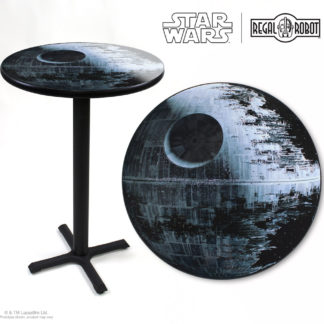 Return of the Jedi Death Star 2 photo top pub table