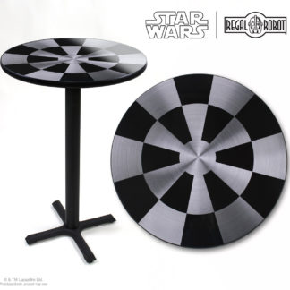 Millennium Falcon Chess table photo top pub table