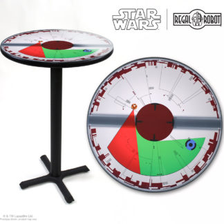 Star Wars Rebel base tactical photo top pub table