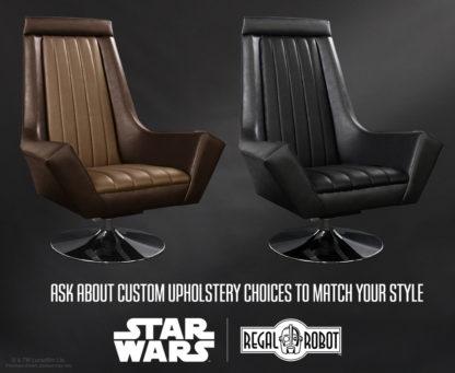 custom Star Wars furniture by Regal Robot
