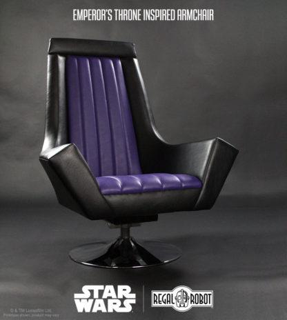 Emperor's throne chair