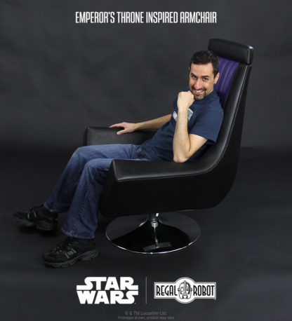 Star Wars furniture by Regal Robot