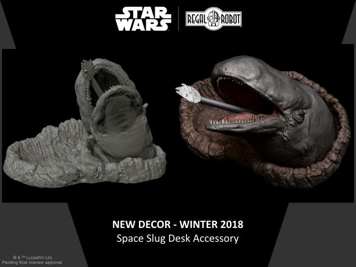 Space Slug Exogorth gift